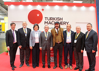 Turkish Machinery Group participated in Hannover Messe