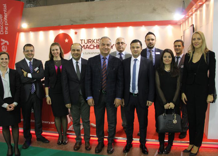 Turkish Machinery Continued Promotion Activities in Eima Fair