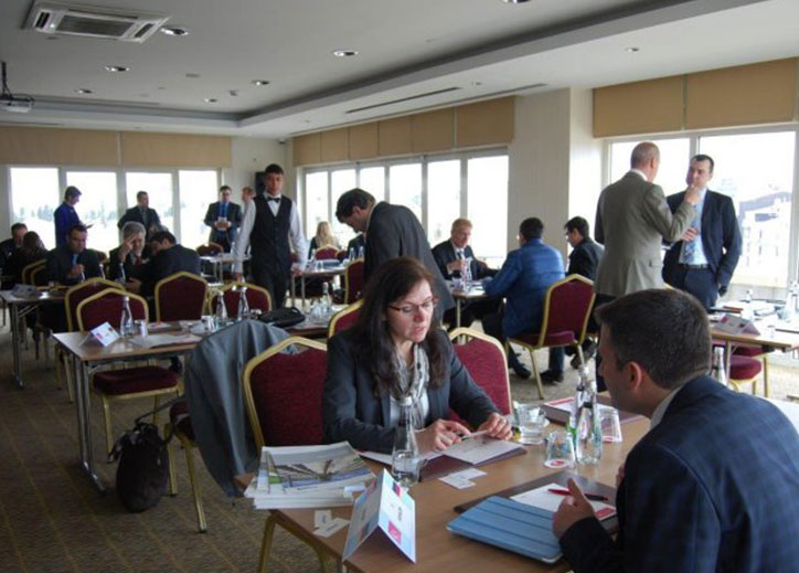 Turkish Machinery organized B2B meetings with German Association Materials Management Purchasing and Logistics
