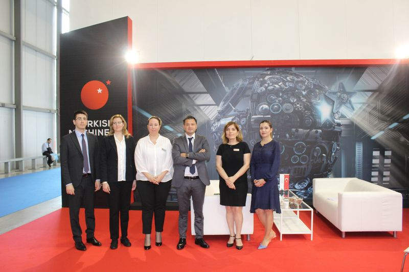 Turkish Machinery participated in Plast 2018