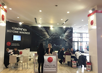 Turkish Machinery took place at Win Fair in İstanbul