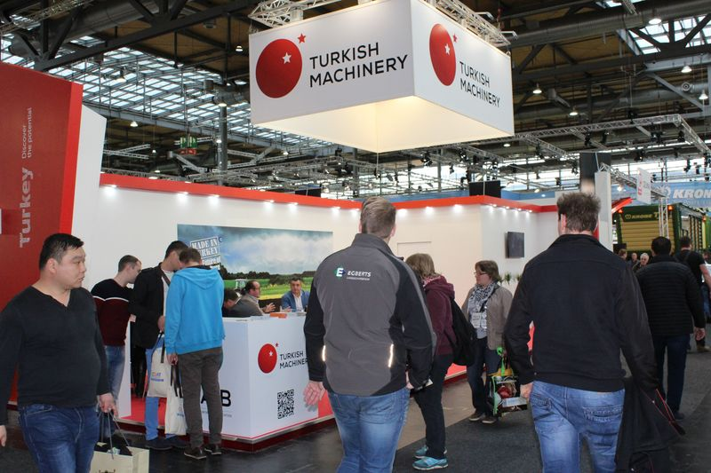 Turkish Machinery is going on promoting subsectors