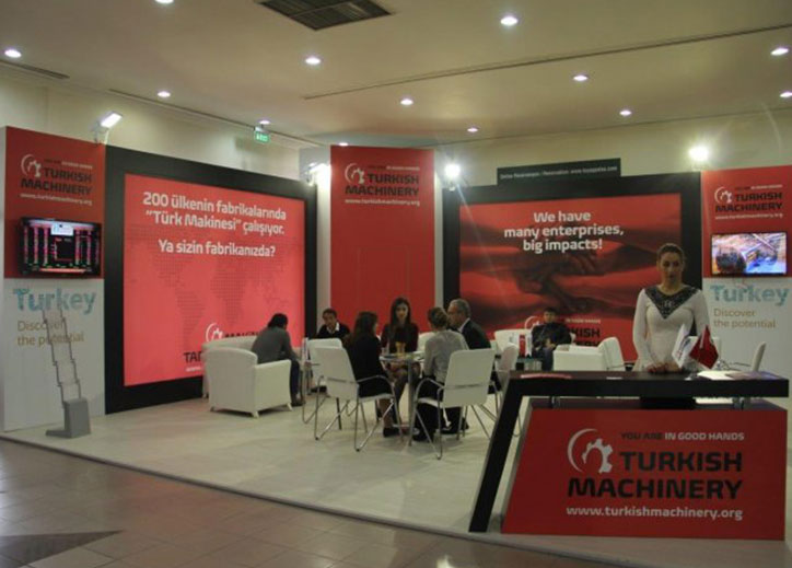 Turkish Machinery participated Win Fair