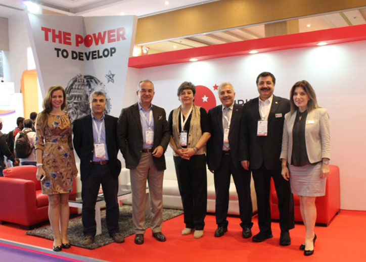 Turkish Machinery Group Participated in India ITME