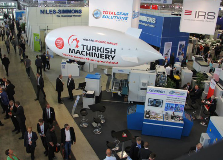 Turkish Machinery Group's activities in Germany continues with AMB Fair