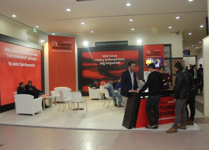 Turkish Machinery participated in WIN Automation Fair