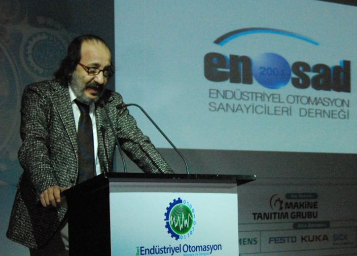 ENOSAD International Advanced Industrial Automation Congress and Exhibition