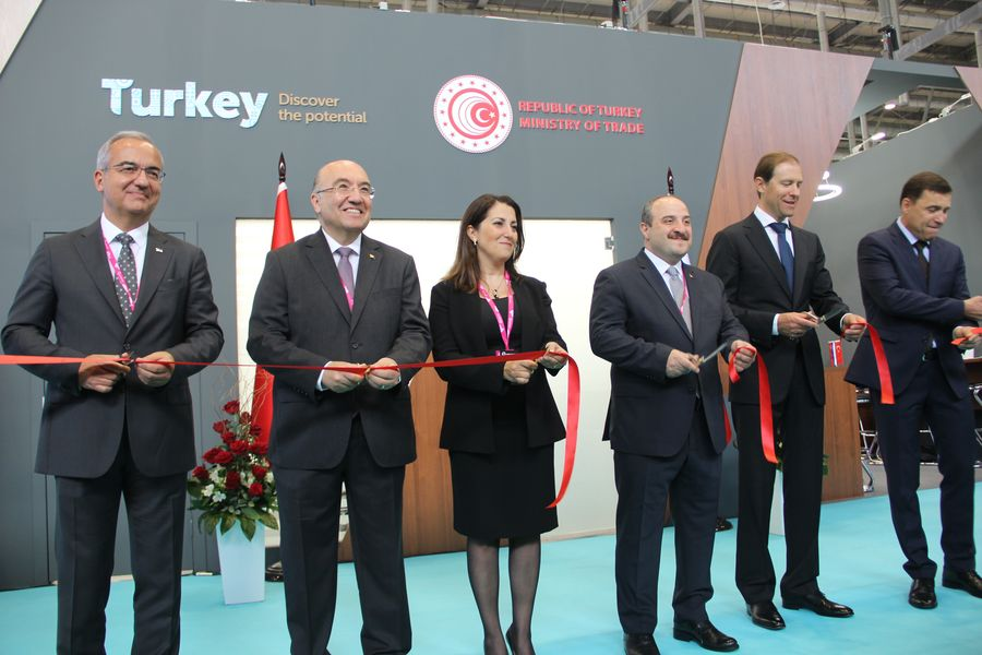 Turkish Machinery made comprehensive promotional activities at Innoprom Fair