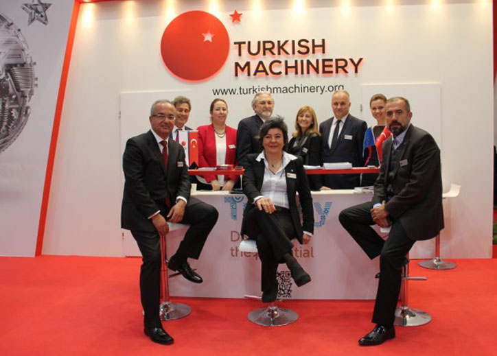 Turkish Machinery left its mark at Hannover Fair