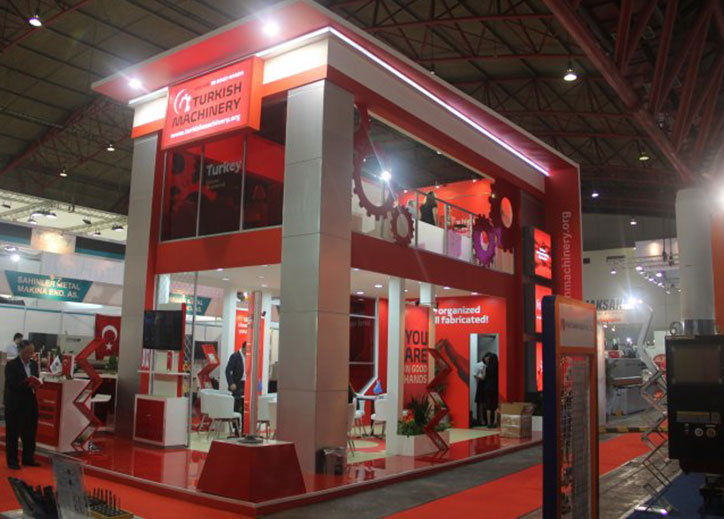 Turkish Machinery Group attended Machine Tool Indonesia Fair