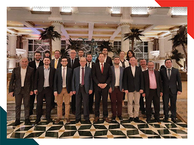 Turkish Machinery Manufacturers satisfied with Qatar and Oman Machinery Sectoral Trade Mission Program